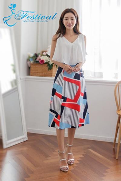 Mix áo sơ mi hở vai - Ảnh 2 - Thời trang công sở