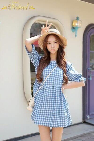 Đầm váy baby doll