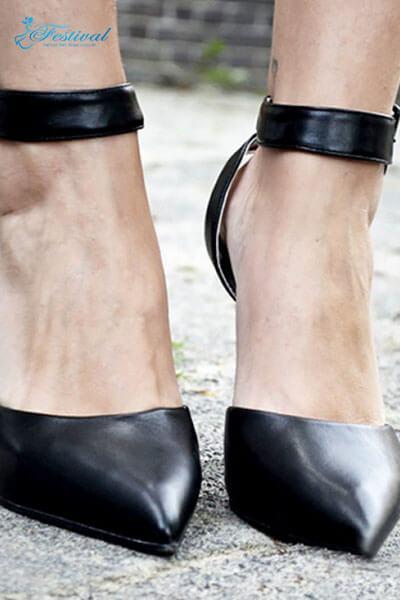 Kiểu thời trang chân ngắn cần tránh xa - Ảnh 4
