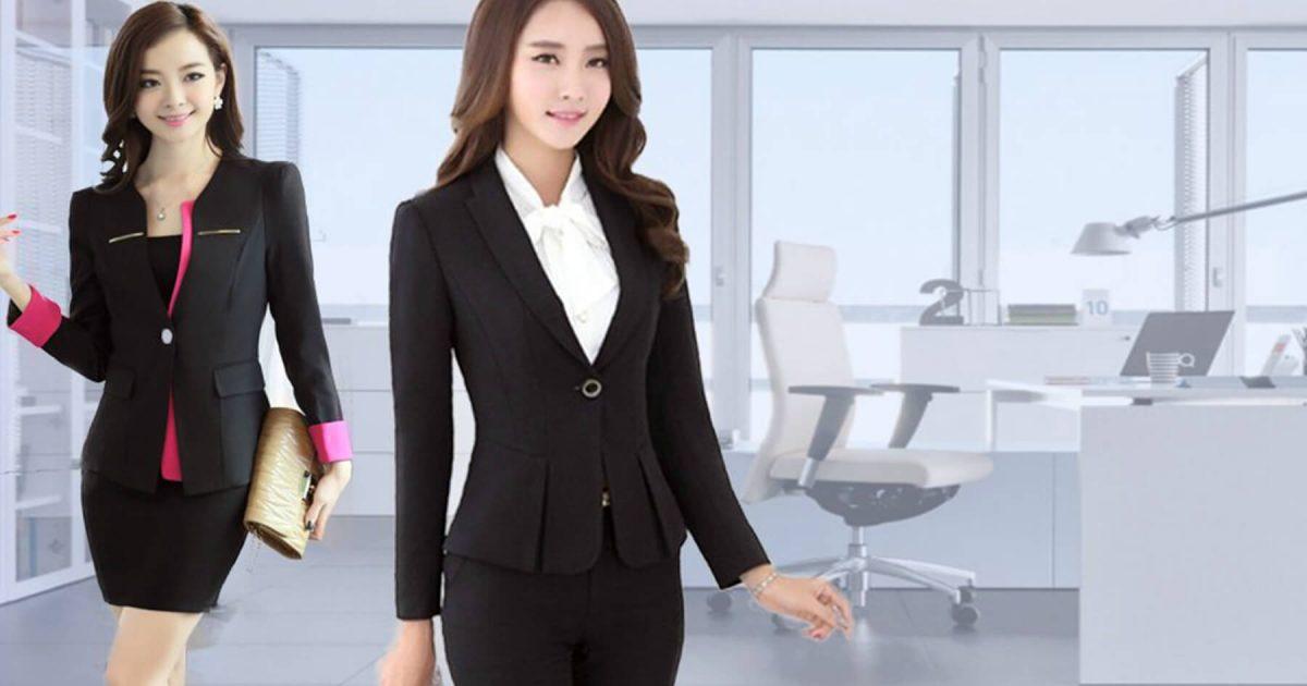 Đồng Phục Công Sở Nữ: Địa chỉ may quần áo công sở nữ đẹp