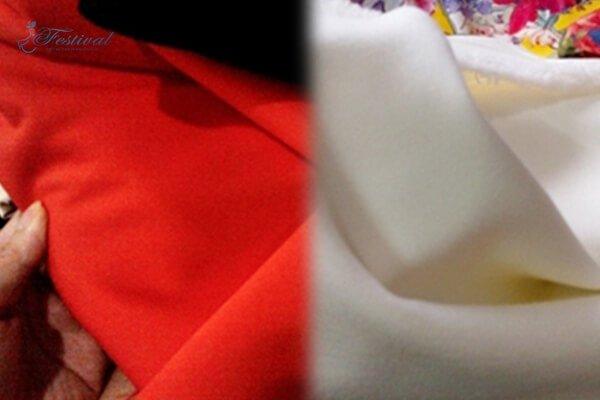 Vải tuýt xi may quần áo công sở nữ đẹp - Ảnh 2