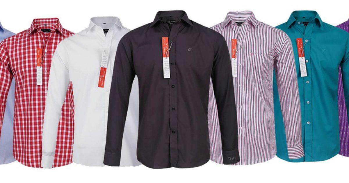 Bảng số đo áo sơ mi [Nam - Nữ] may đồng phục