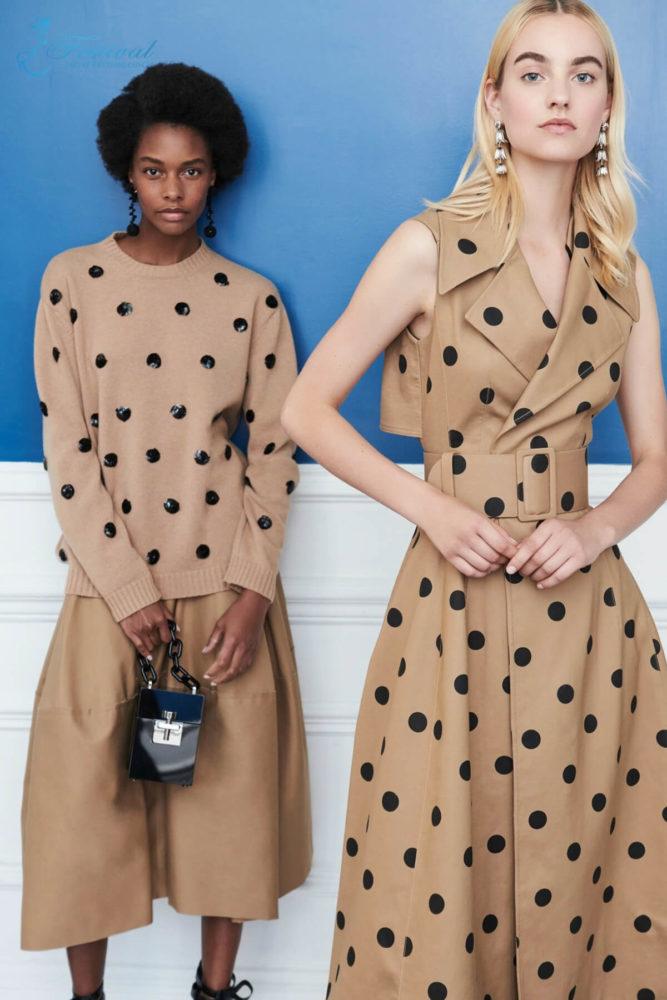 Họa Tiết Polka Dot - Ảnh 1 - Xu hướng họa tiết thời trang 2019