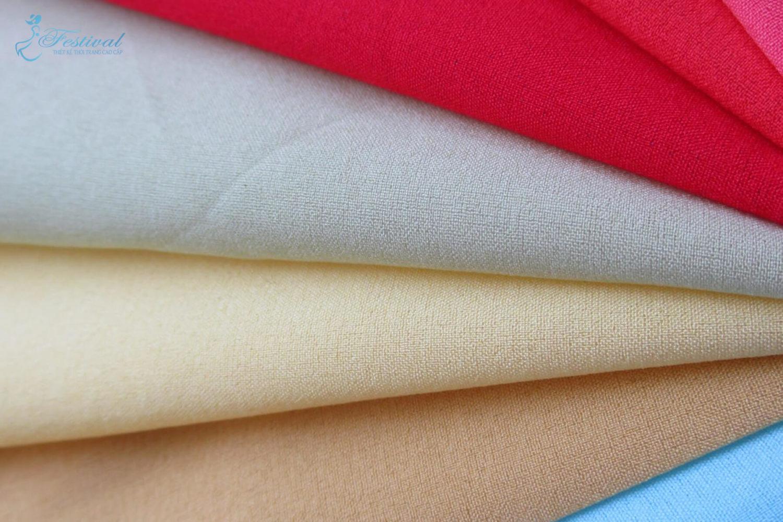Ưu điểm của vải kate - Vải kate là gì?