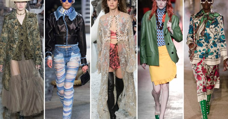 Xu hướng thời trang 2019 - Bộ Sưu Tập Thời Trang Đặc Sắc