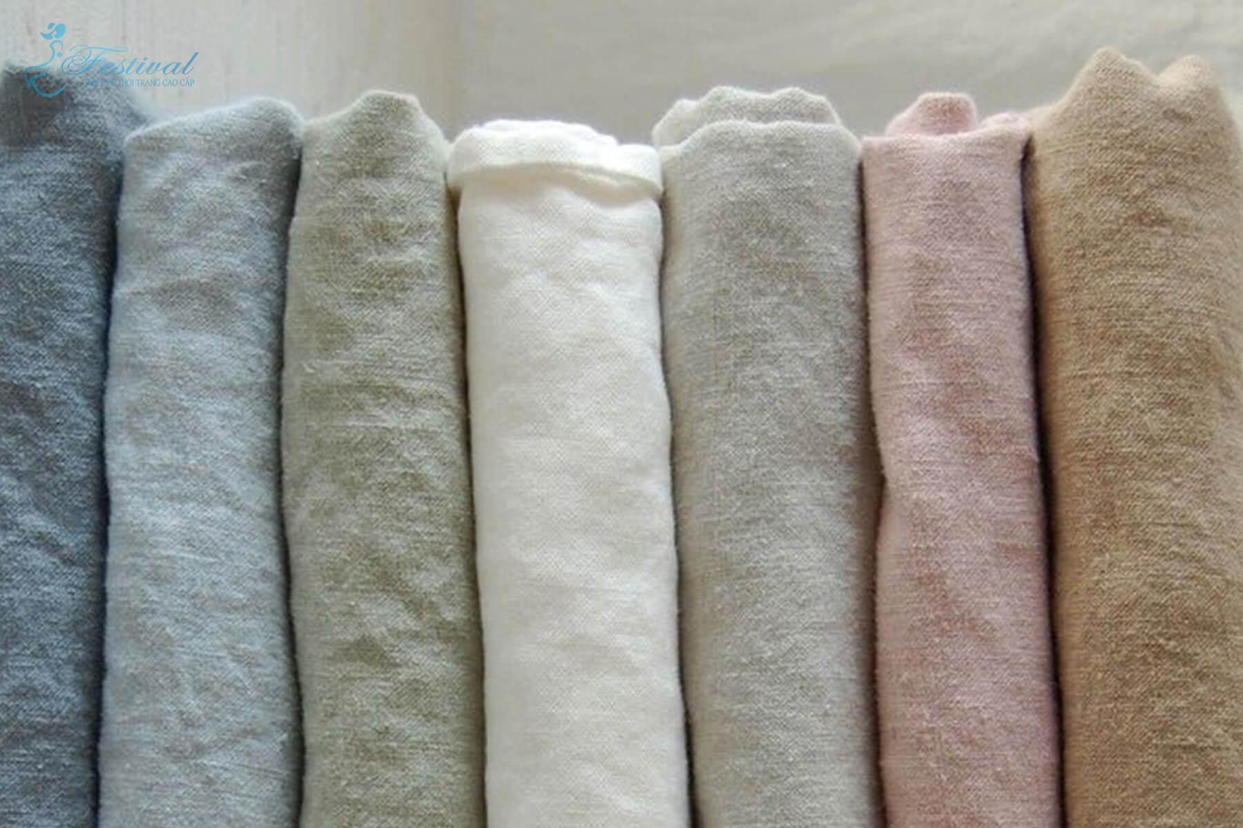 Đặc điểm vải lanh - Vải lanh là gì? Sự lựa chọn hợp lý nhất cho mùa hè