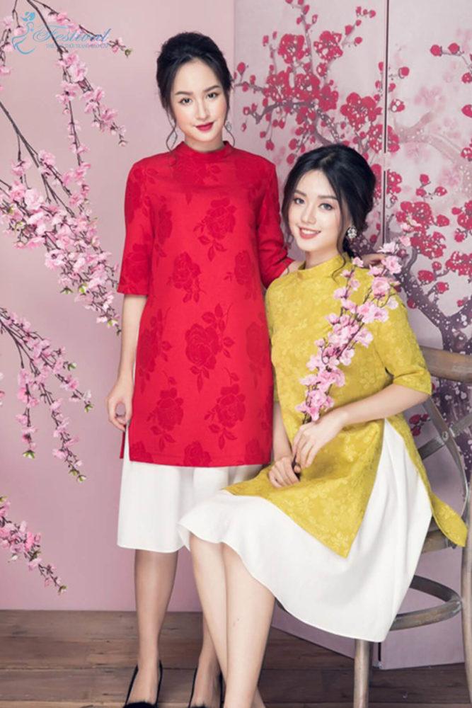 Màu sắc thời trang đỏ - Xu hướng thời trang Tết 2019 dành cho phái nữ