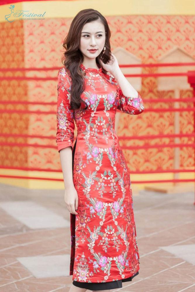 Màu sắc thời trang đỏ - Ảnh 2 - Xu hướng thời trang Tết 2019 dành cho phái nữ