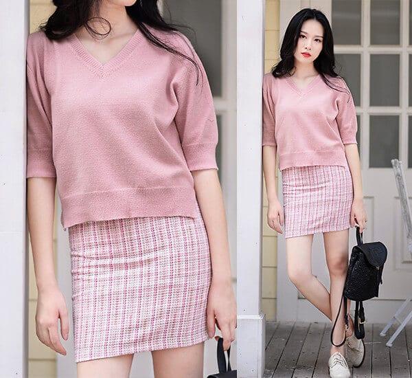 Màu sắc thời trang hồng pastel - Xu hướng thời trang Tết 2019 dành cho phái nữ