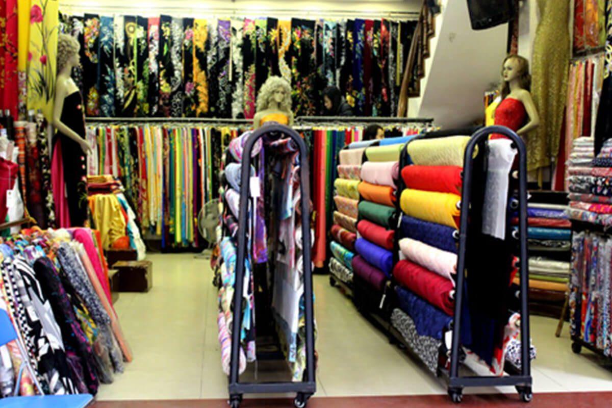 Khảo sát giá vải may áo dài ngày Tết Nguyên Đán