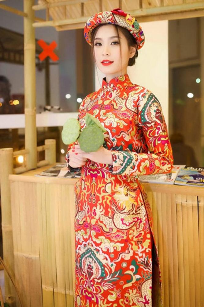 Hình ảnh áo dài truyền thống việt nam - Ảnh 1