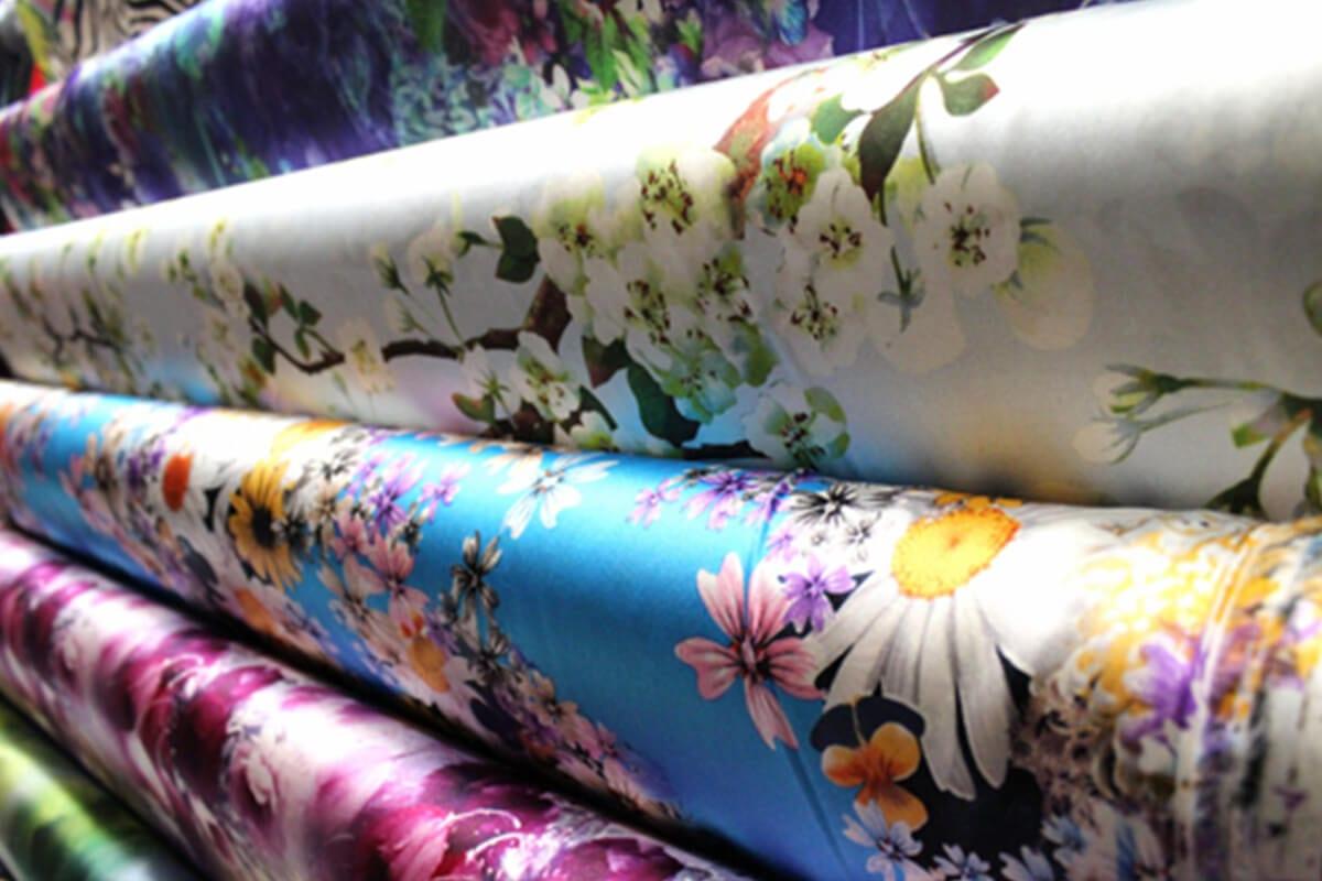 Vải lụa hàn châu - Ảnh 2 - Khảo sát giá vải may áo dài ngày Tết Nguyên Đán