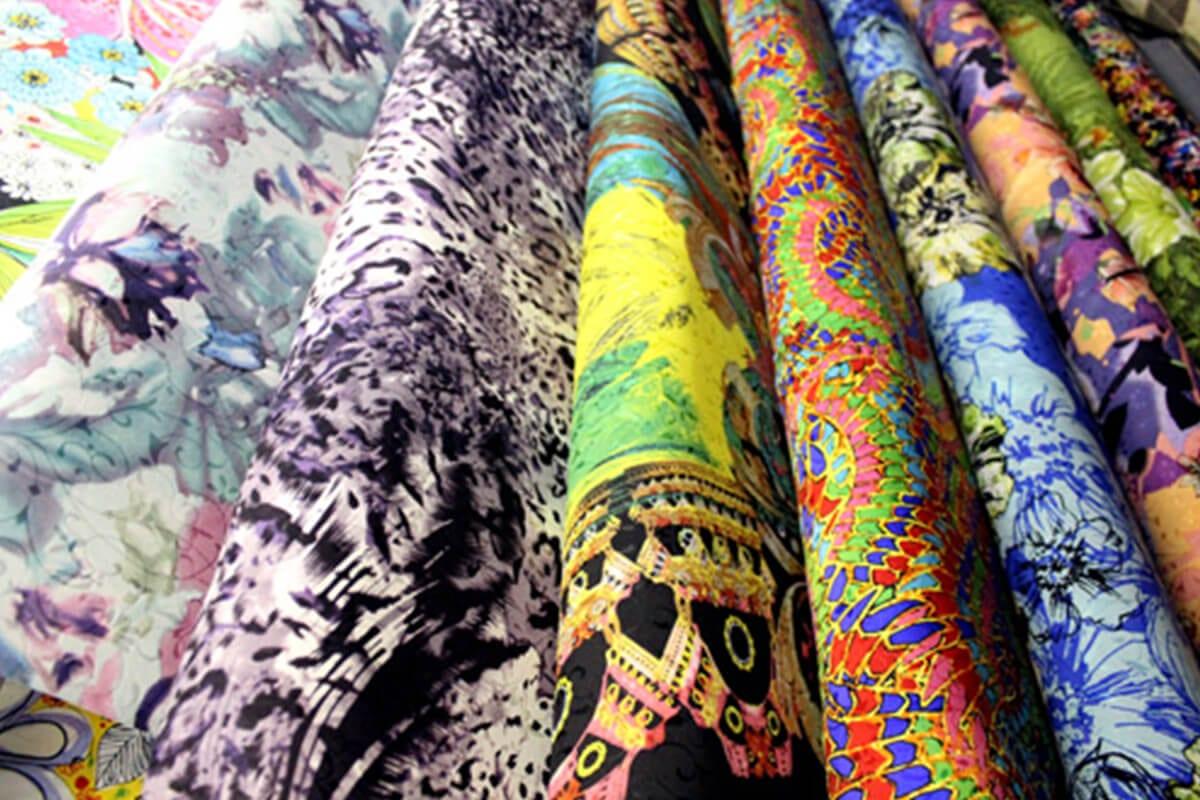 Vải lụa hàn châu - Ảnh 3 - Khảo sát giá vải may áo dài ngày Tết Nguyên Đán