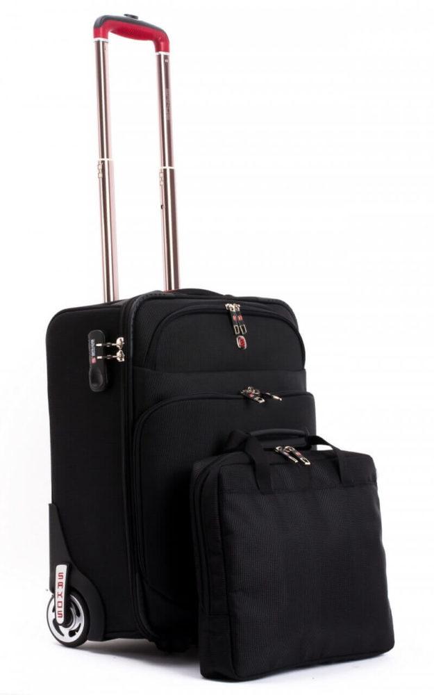 Vali Neo Flyer - Mách bạn cách chọn vali thời trang phù hợp với những chuyến đi