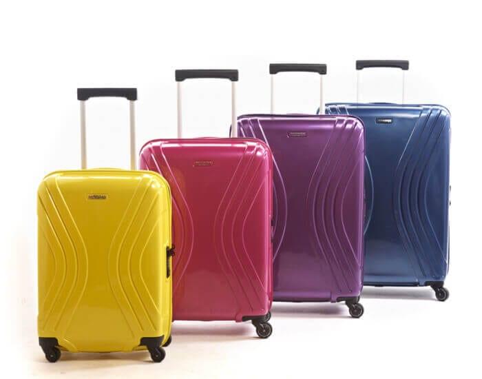 Vali Samsonite - Mách bạn cách chọn vali thời trang phù hợp với những chuyến đi