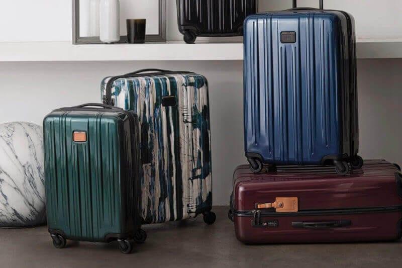 Vali Tumi - Mách bạn cách chọn vali thời trang phù hợp với những chuyến đi