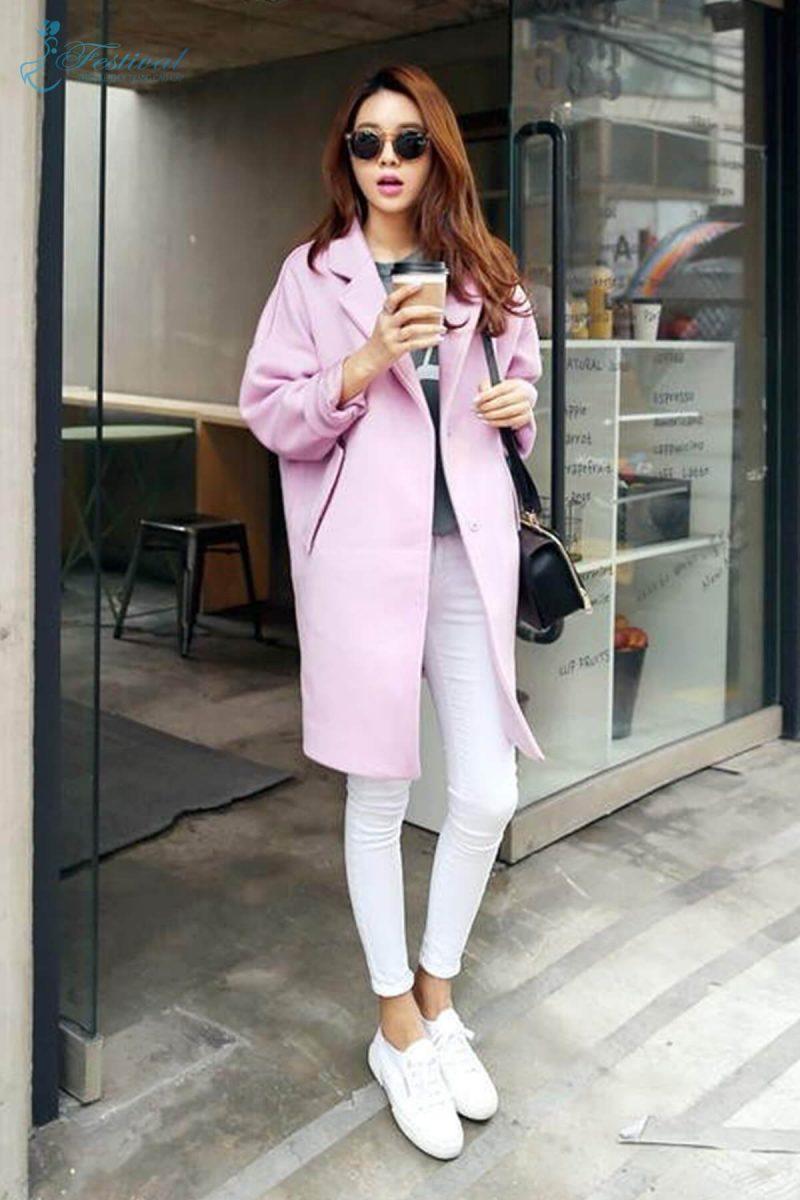 Mix đồ màu tươi sáng đi chơi Tết - Ảnh 1 - Tết 2019 nên mặc gì? | Kiểu thời trang nữ tôn vinh phái đẹp