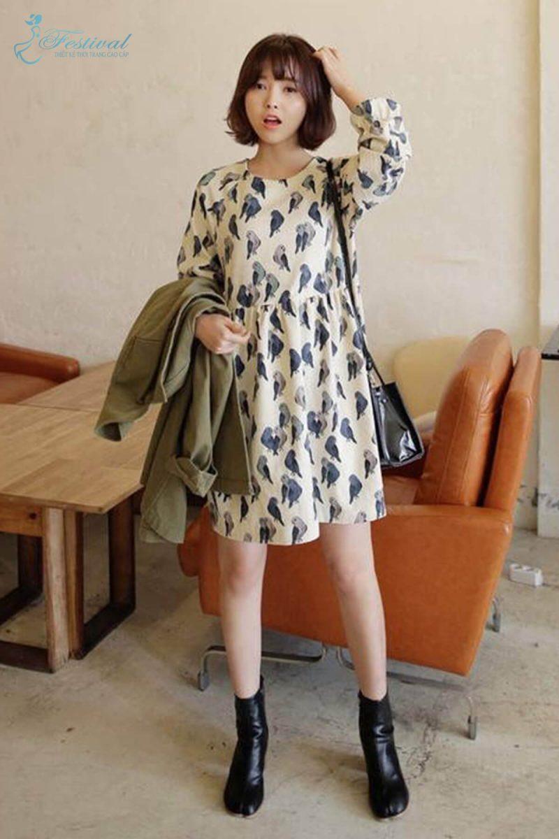 Mix đồ màu tươi sáng đi chơi Tết - Tết 2019 nên mặc gì? | Kiểu thời trang nữ tôn vinh phái đẹp - Ảnh 13