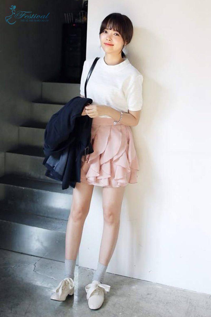 Mix đồ màu tươi sáng đi chơi Tết - Tết 2019 nên mặc gì? | Kiểu thời trang nữ tôn vinh phái đẹp - Ảnh 15