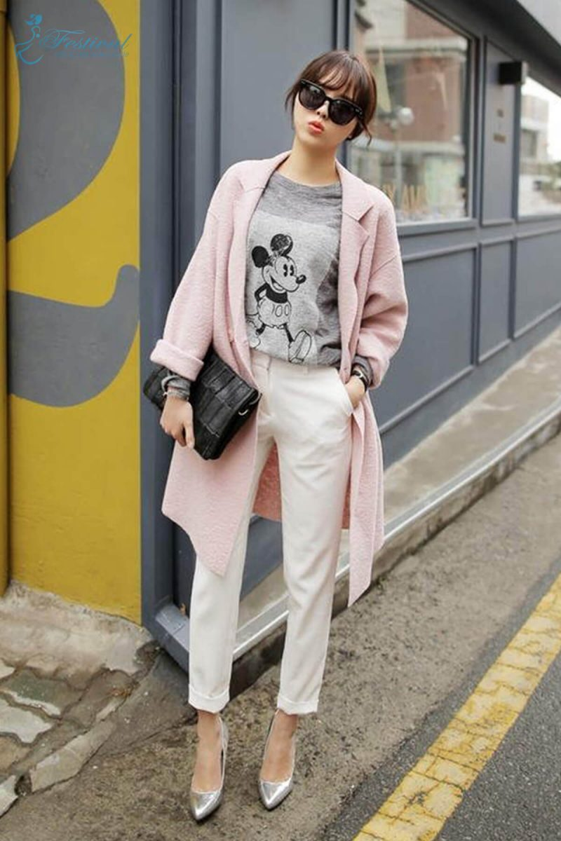 Mix đồ màu tươi sáng đi chơi Tết - Tết 2019 nên mặc gì? | Kiểu thời trang nữ tôn vinh phái đẹp - Ảnh 3