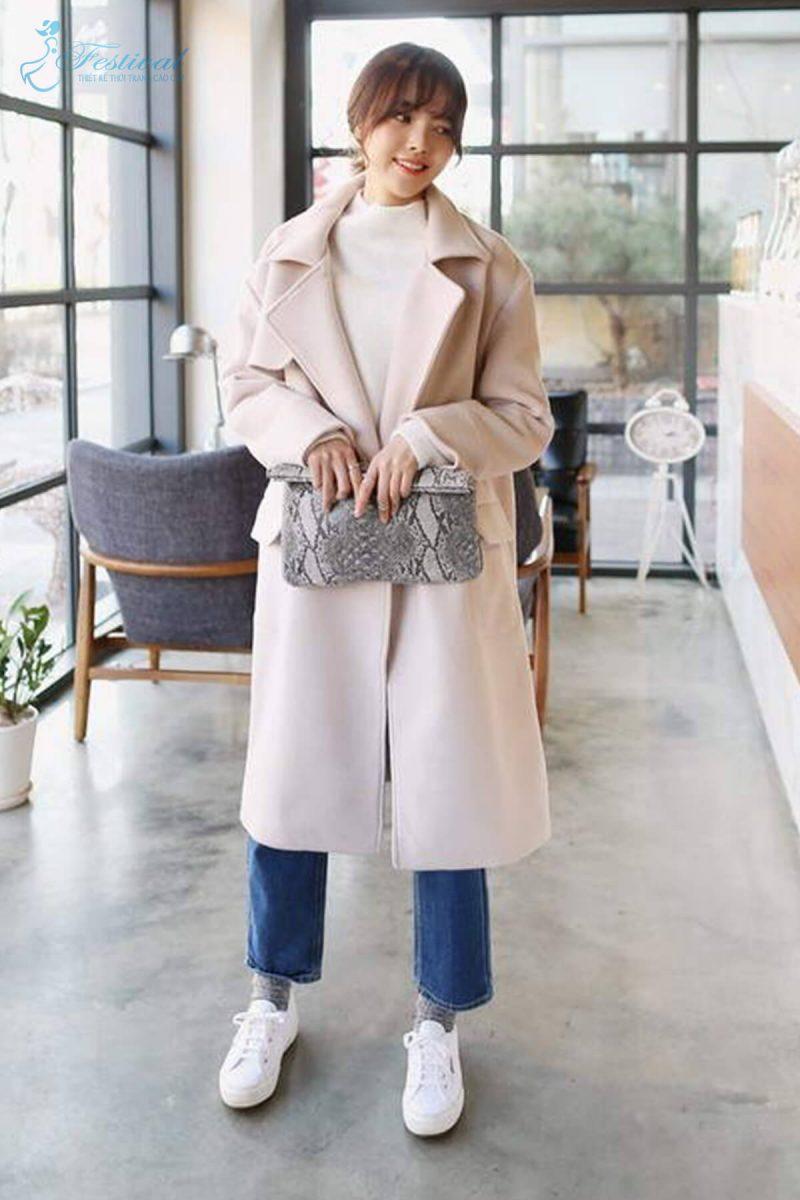 Mix đồ màu tươi sáng đi chơi Tết - Tết 2019 nên mặc gì? | Kiểu thời trang nữ tôn vinh phái đẹp - Ảnh 6