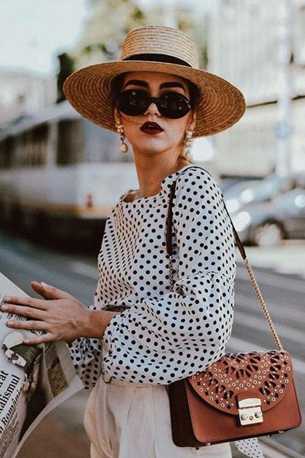 """Nguyên tắc mặc đẹp - Ảnh 11 - """"Nhìn là mê"""" với hàng loạt mẹo phối đồ đẹp cho nữ 2019"""
