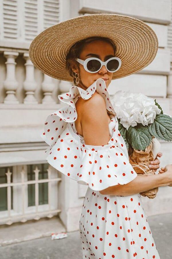 """Nguyên tắc mặc đẹp - Ảnh 9 - """"Nhìn là mê"""" với hàng loạt mẹo phối đồ đẹp cho nữ 2019"""