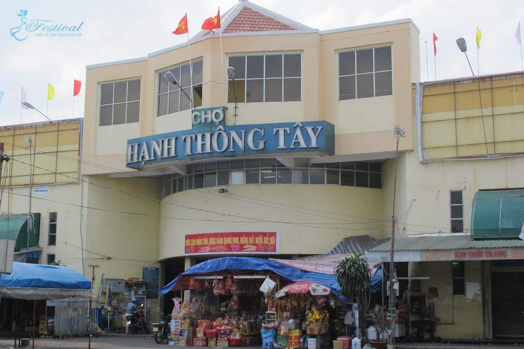 Chợ Hạnh Thông Tây - Những địa điểm sắm đồ Tết lý tưởng ở Sài Gòn