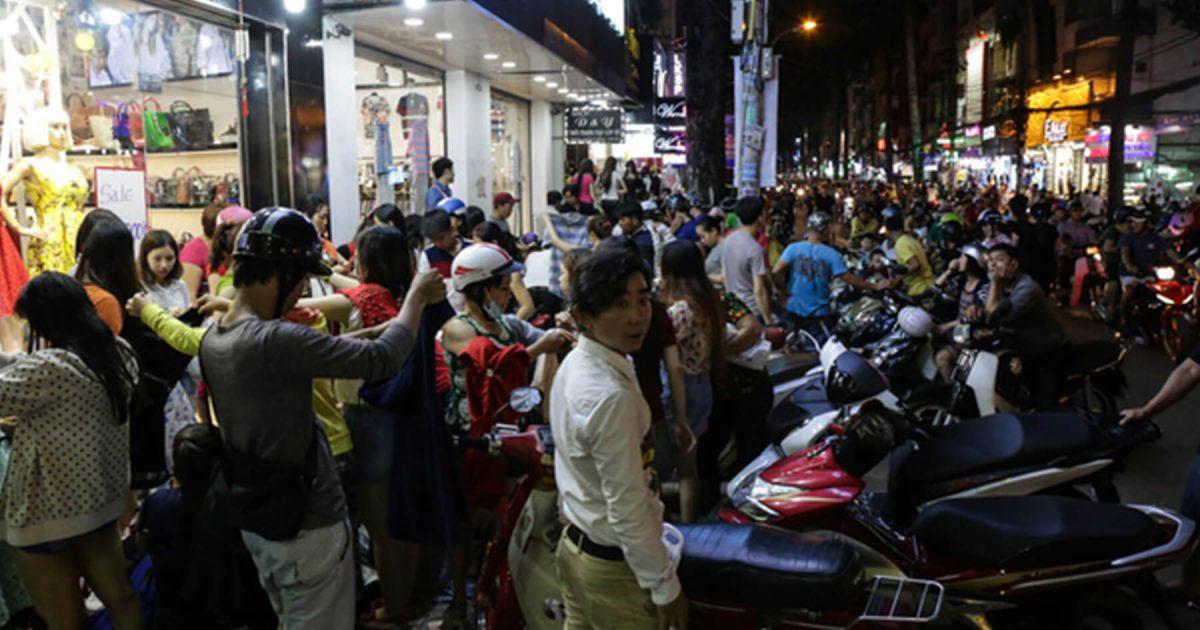 Những địa điểm sắm đồ Tết lý tưởng ở Sài Gòn
