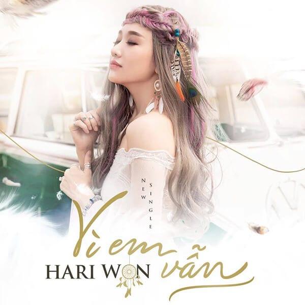 """Những kiểu thời trang ấn tượng trong MV """"Vì em vẫn"""" của Hari Won - Ảnh 4"""