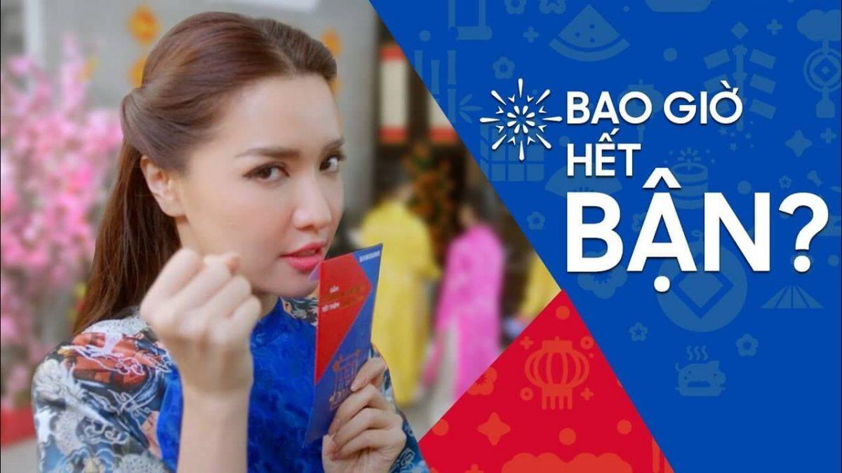 Samsung | Bích Phương - BAO GIỜ HẾT BẬN? (Official M/V)