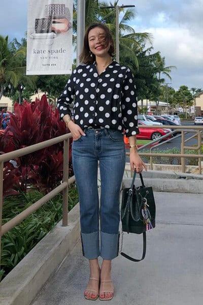 Tết này định mặc lại đồ cũ từ năm ngoái thì đây chính là 20 gợi ý dành cho nàng công sở - Ảnh 15