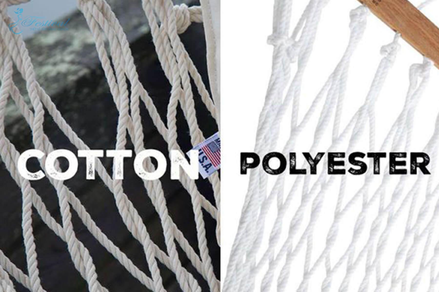 Cotton poly - Vải cotton là gì? Hiểu rõ hơn về các loại vải cotton