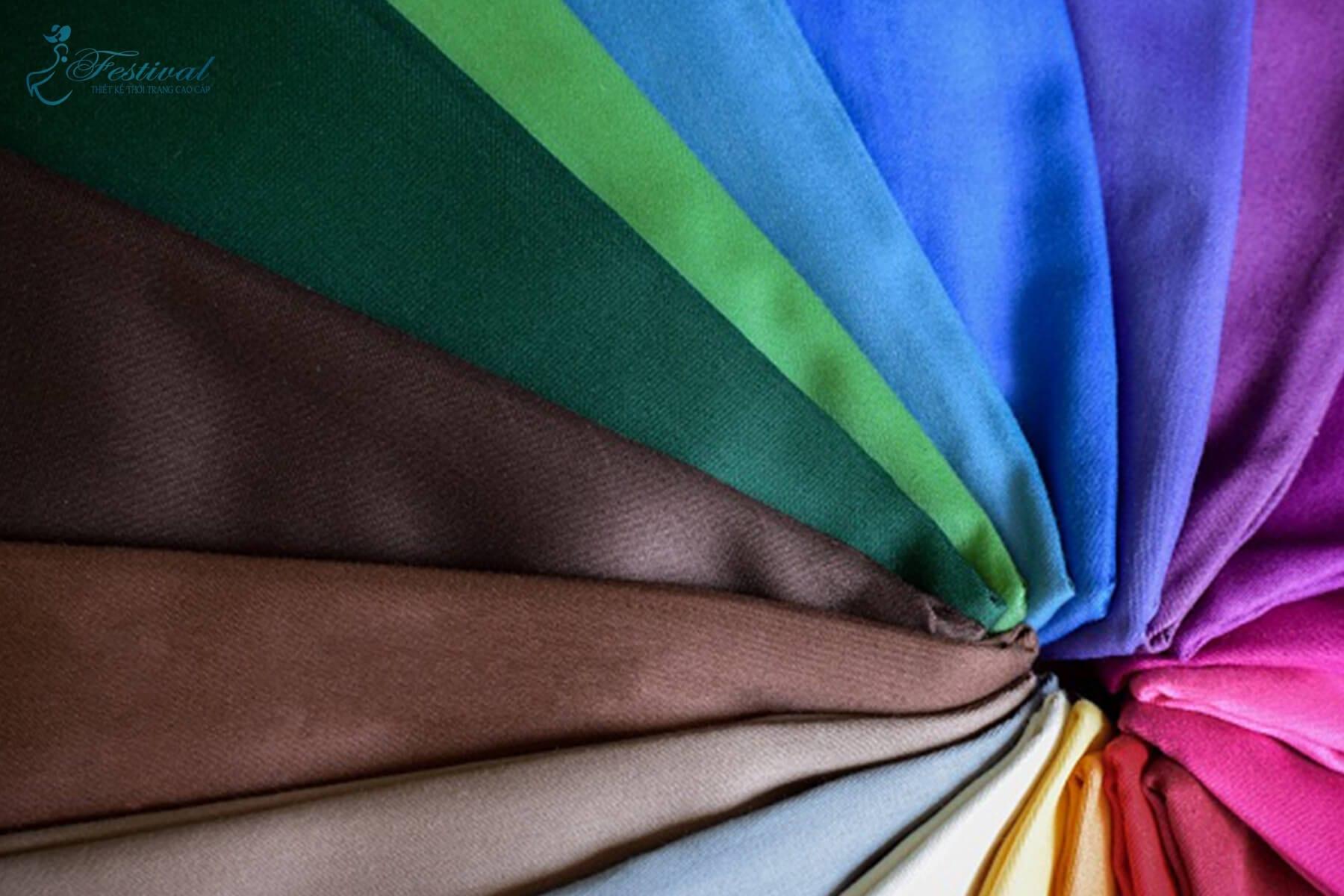 Cotton satin - Vải cotton là gì? Hiểu rõ hơn về các loại vải cotton