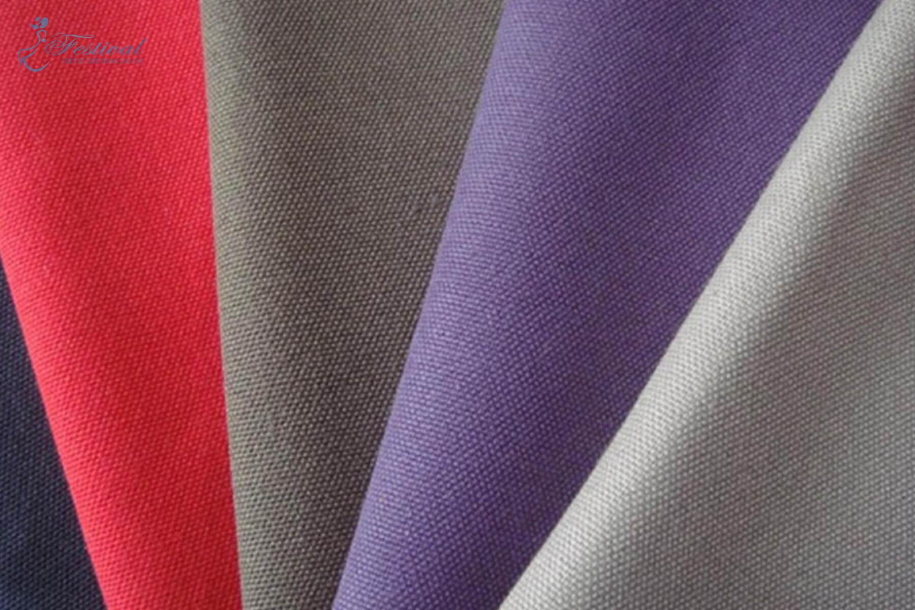 Vải cotton nhung - Vải cotton là gì? Hiểu rõ hơn về các loại vải cotton