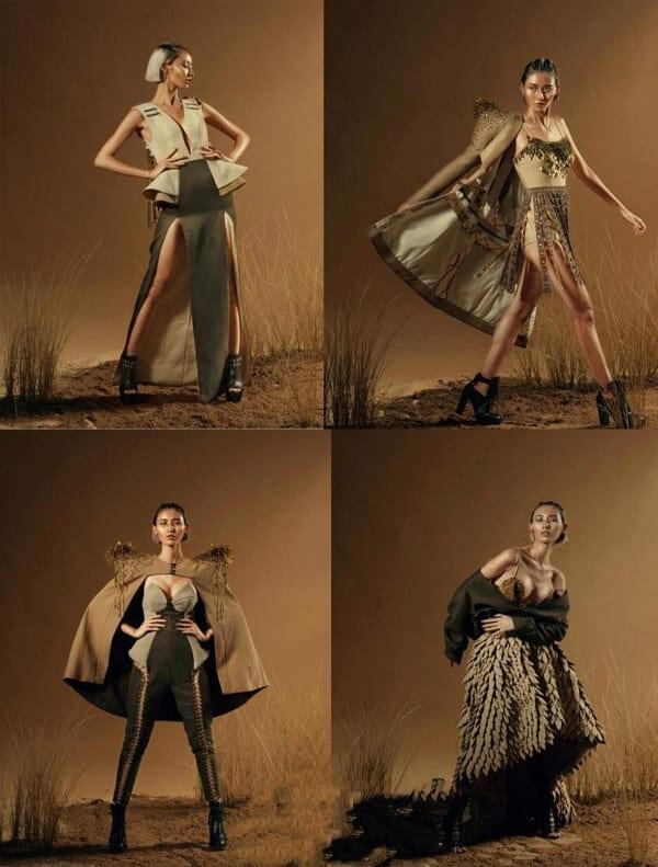 Ấn tượng trước những BST tại Lễ hội thời trang Fashionology Festival 2017 - Ảnh 4