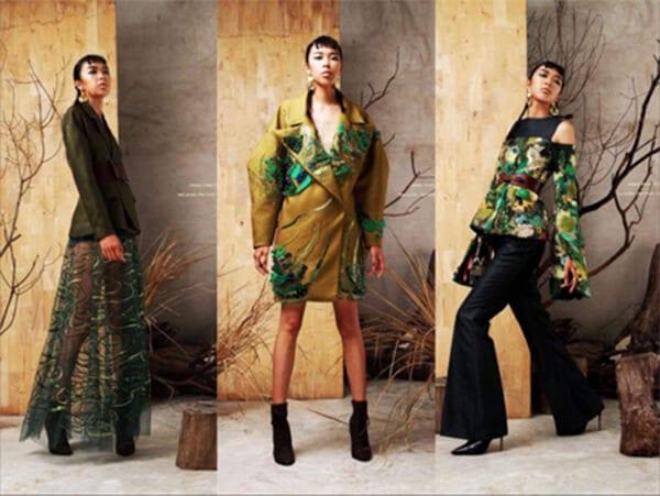 Ấn tượng trước những BST tại Lễ hội thời trang Fashionology Festival 2017 - Ảnh 5