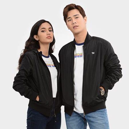Áo khoác cặp đôi - Ảnh 1 - Couple TX – Tổng hợp những kiểu thời trang dành cho cặp đôi