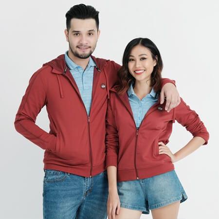 Áo khoác cặp đôi - Ảnh 2 - Couple TX – Tổng hợp những kiểu thời trang dành cho cặp đôi