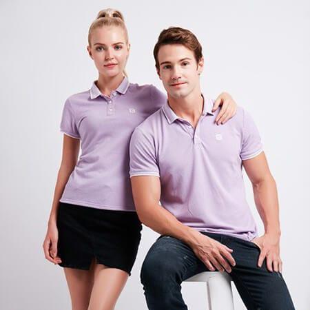 Áo polo cặp đôi - Ảnh 2 - Couple TX – Tổng hợp những kiểu thời trang dành cho cặp đôi