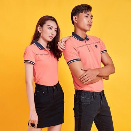 Áo polo cặp đôi - Ảnh 3 - Couple TX – Tổng hợp những kiểu thời trang dành cho cặp đôi
