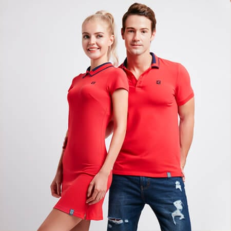 Áo polo cặp đôi - Ảnh 4 - Couple TX – Tổng hợp những kiểu thời trang dành cho cặp đôi