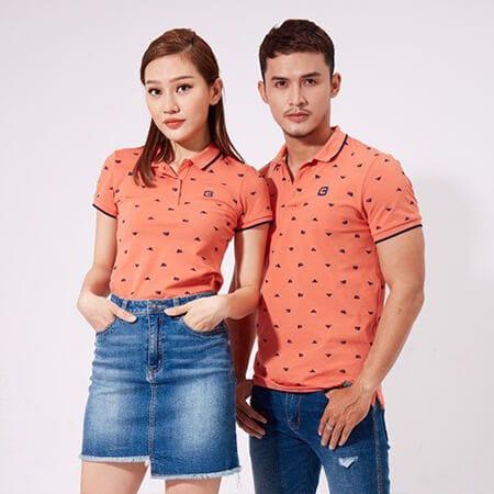 Áo polo cặp đôi - Ảnh 5 - Couple TX – Tổng hợp những kiểu thời trang dành cho cặp đôi