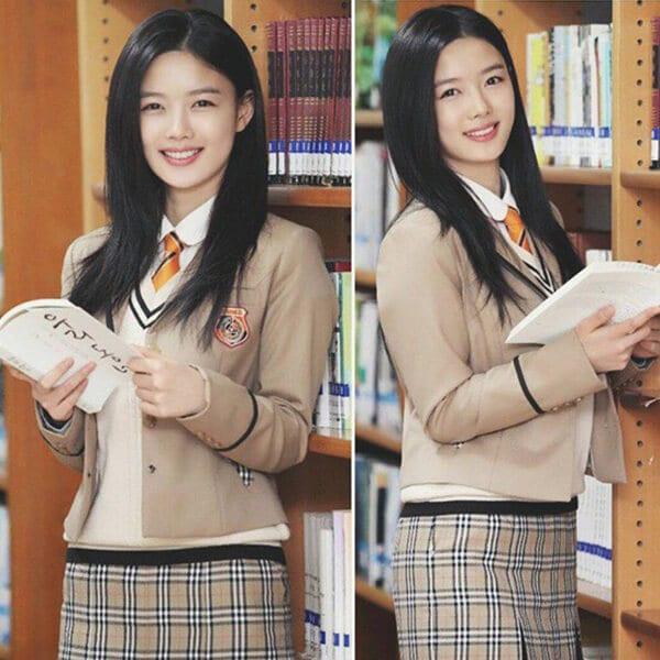Trường trung học nghệ thuật Goyang - Ảnh 1 - Top 5 đồng phục học sinh Hàn Quốc sang chảnh giá đắt đỏ