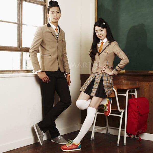 Trường trung học nghệ thuật Goyang - Ảnh 2 - Top 5 đồng phục học sinh Hàn Quốc sang chảnh giá đắt đỏ
