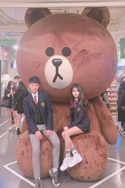 Trường trung học nghệ thuật Hanlim - Ảnh 3 - Top 5 đồng phục học sinh Hàn Quốc sang chảnh giá đắt đỏ