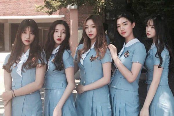 Trường trung học nghệ thuật Jeonju - Ảnh 1 - Top 5 đồng phục học sinh Hàn Quốc sang chảnh giá đắt đỏ