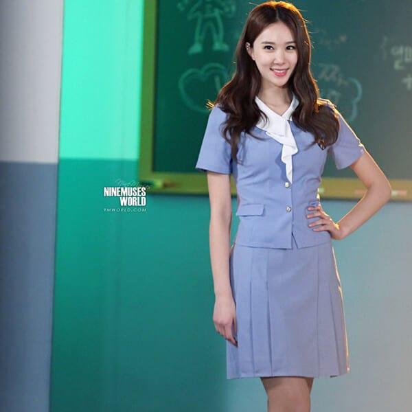 Trường trung học nghệ thuật Jeonju - Ảnh 3 - Top 5 đồng phục học sinh Hàn Quốc sang chảnh giá đắt đỏ