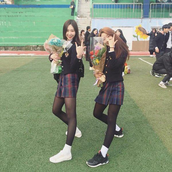 Trường trung học nghệ thuật Jeonju - Ảnh 4 - Top 5 đồng phục học sinh Hàn Quốc sang chảnh giá đắt đỏ