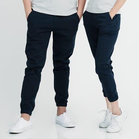 Quần cặp đôi - Ảnh 1 - Couple TX – Tổng hợp những kiểu thời trang dành cho cặp đôi